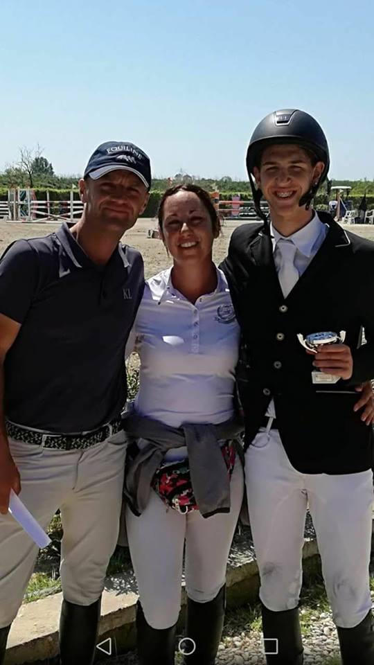 Pony Club Roma Equestian Center Aurora Peruzzini